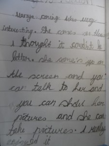 child writing3