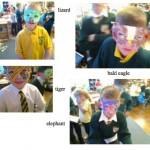 Week 6: Childrens' masks