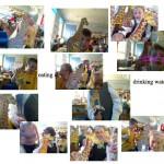 Week 5: brainstorming lyrics for our giraffes!