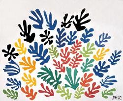 'La Gerde' (The Sheaf)) by Matisse 1953