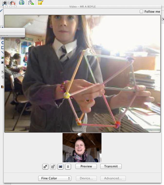 the amazing transforming hexacube